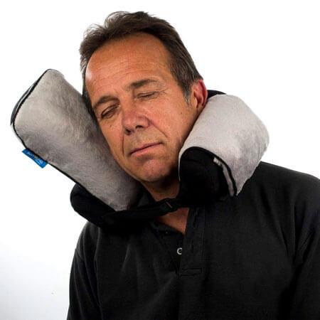 almohada de soporte para el cuello