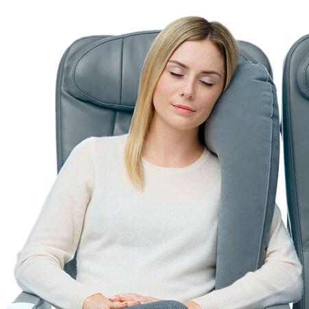 almohadas de viaje para el cuello
