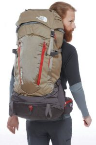 analisis north face terra 65