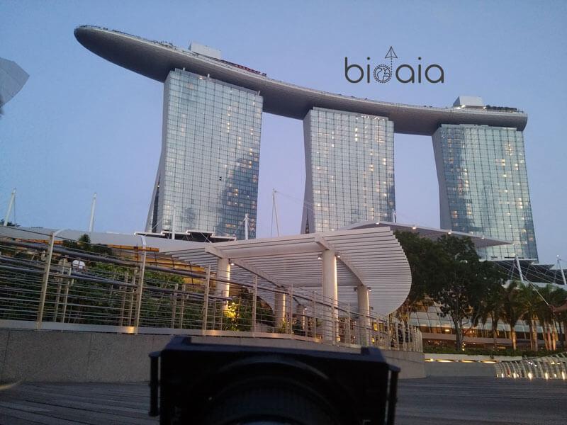 Foto Marina Bay