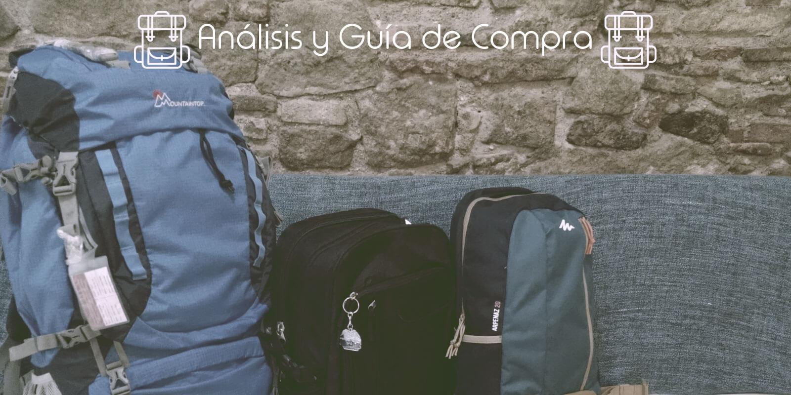 38299e8d3 « 【 Mejores Mochilas Mountaintop 】 » Análisis + Guía de Compra   2019